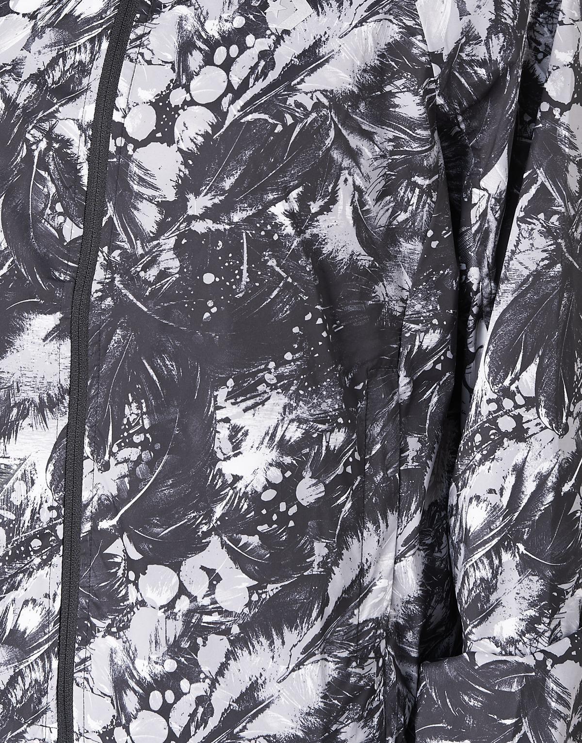 409939d29ea0 Converse - Feather Print Blur 2.0 Jacket Women s In Black for Men - Lyst.  View fullscreen