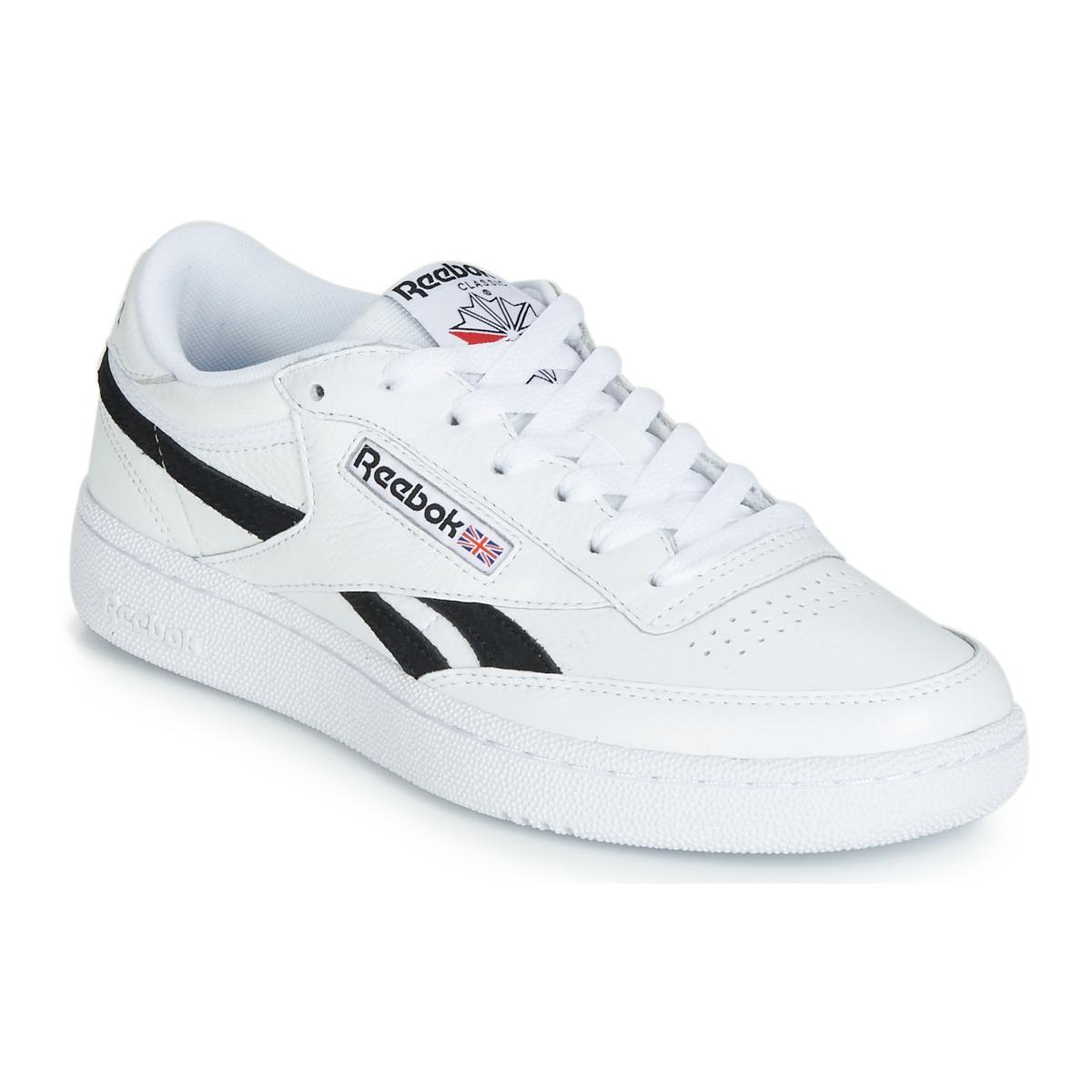 ba0536295c2c94 Reebok Revenge Plus Mu Women s Shoes (trainers) In White in White - Lyst