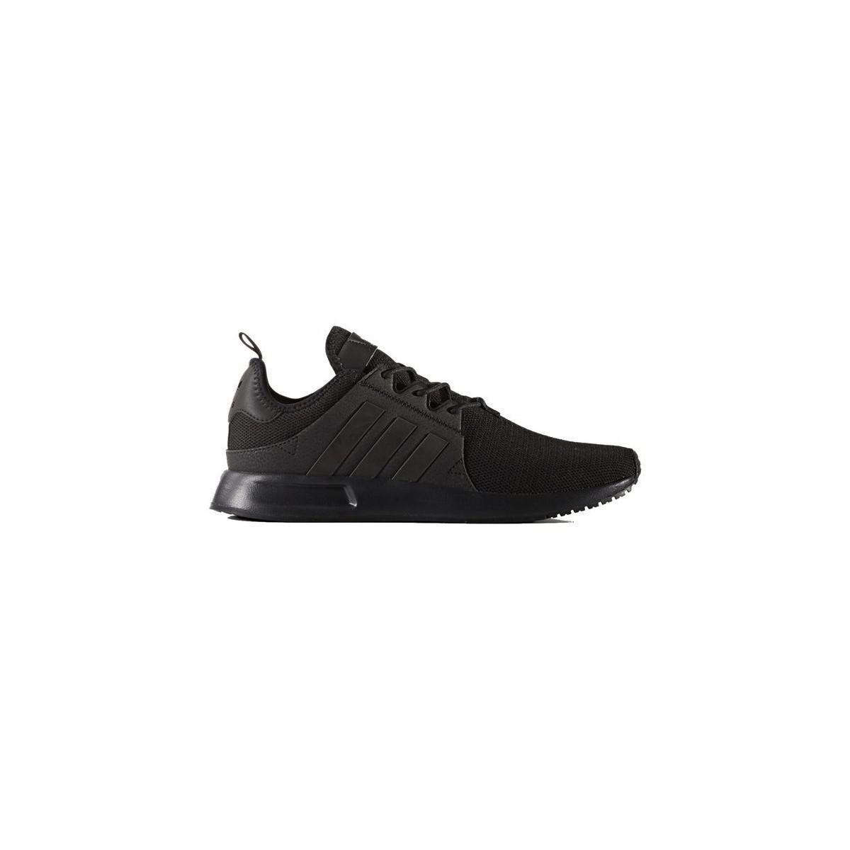 Lyst adidas xplr scarpe da uomo (formatori) in nero in nero per gli uomini.