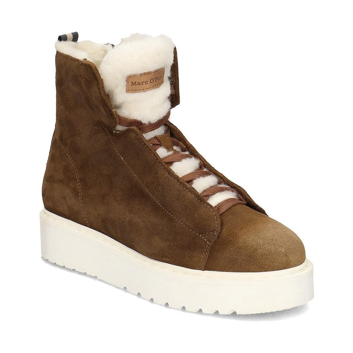 Snow In Brown Women's Marc 80914906101300720 O'polo Boots A6qtwP