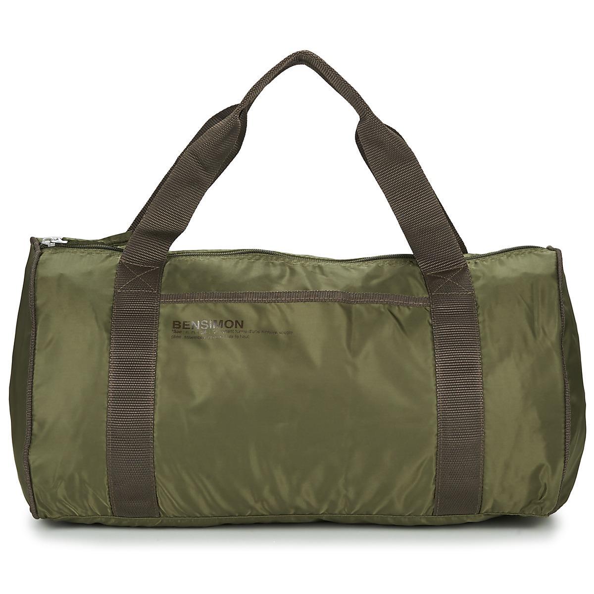 8d011d2157 Lyst - COLOR BAG femmes Sac de sport en vert Bensimon pour homme en ...
