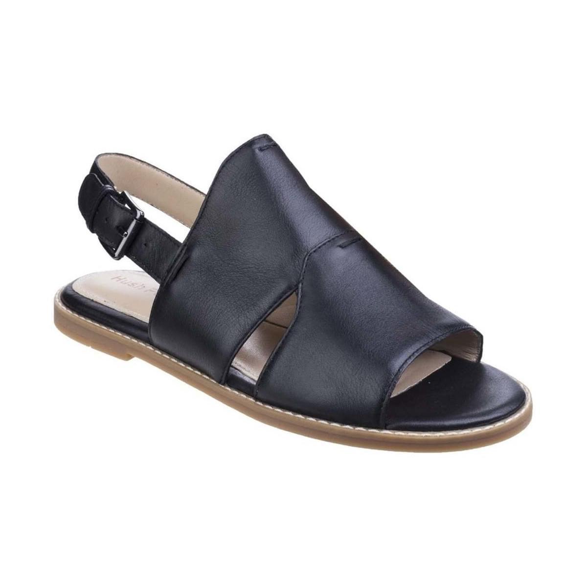65af8e0e32086 Hush Puppies Adiron Chrissie Womens Flat Sandals Women s Sandals In ...