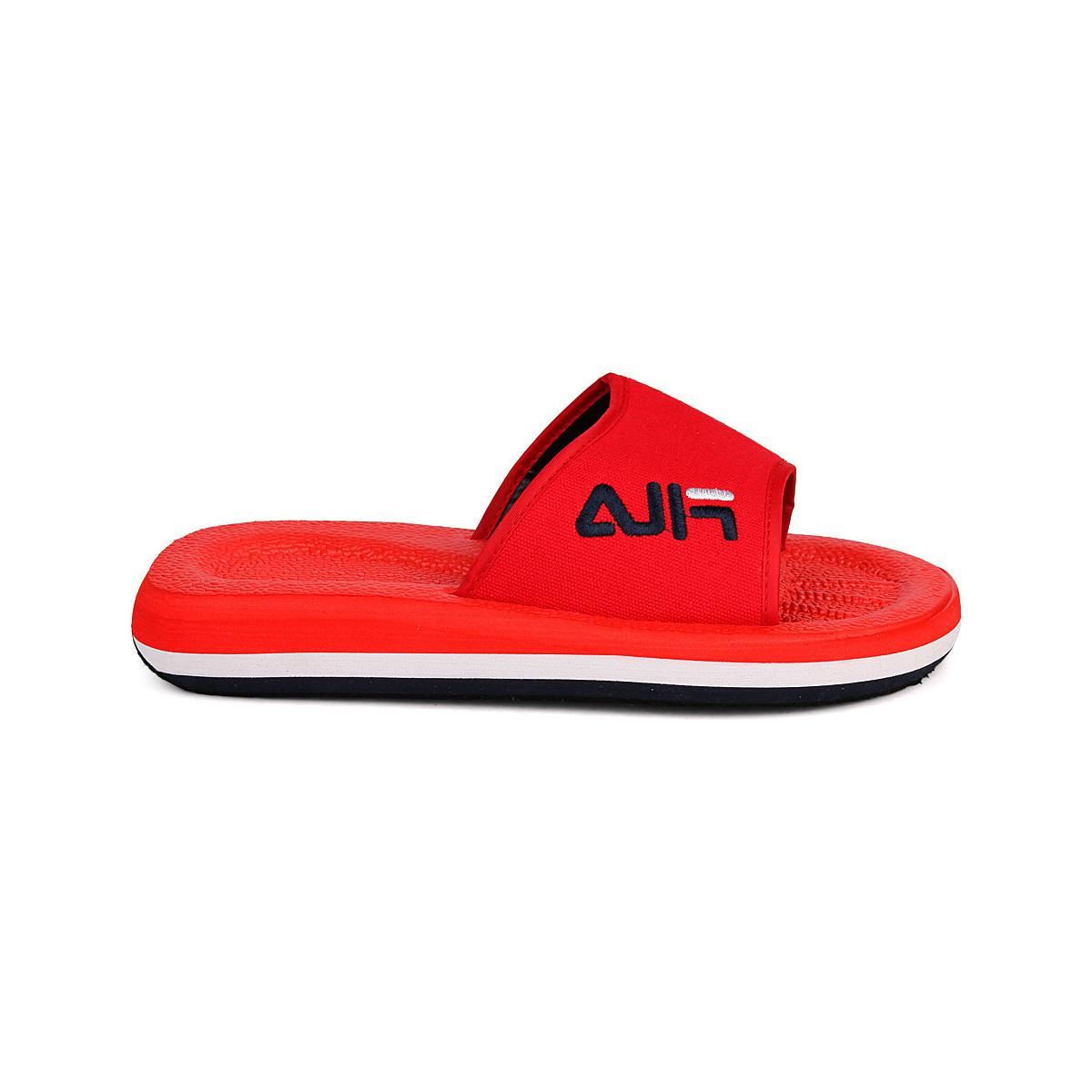95ec1e77e5bb Fila Tomaia Men s Flip Flops   Sandals (shoes) In Red in Red for Men ...