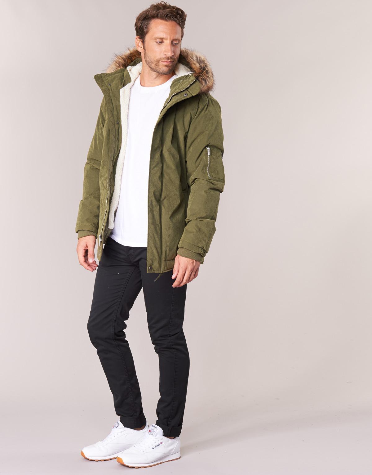 Jkt Lyst Men Quwrxongpg Green Goodman Men's Jacket For Volcom In 5tUwIx
