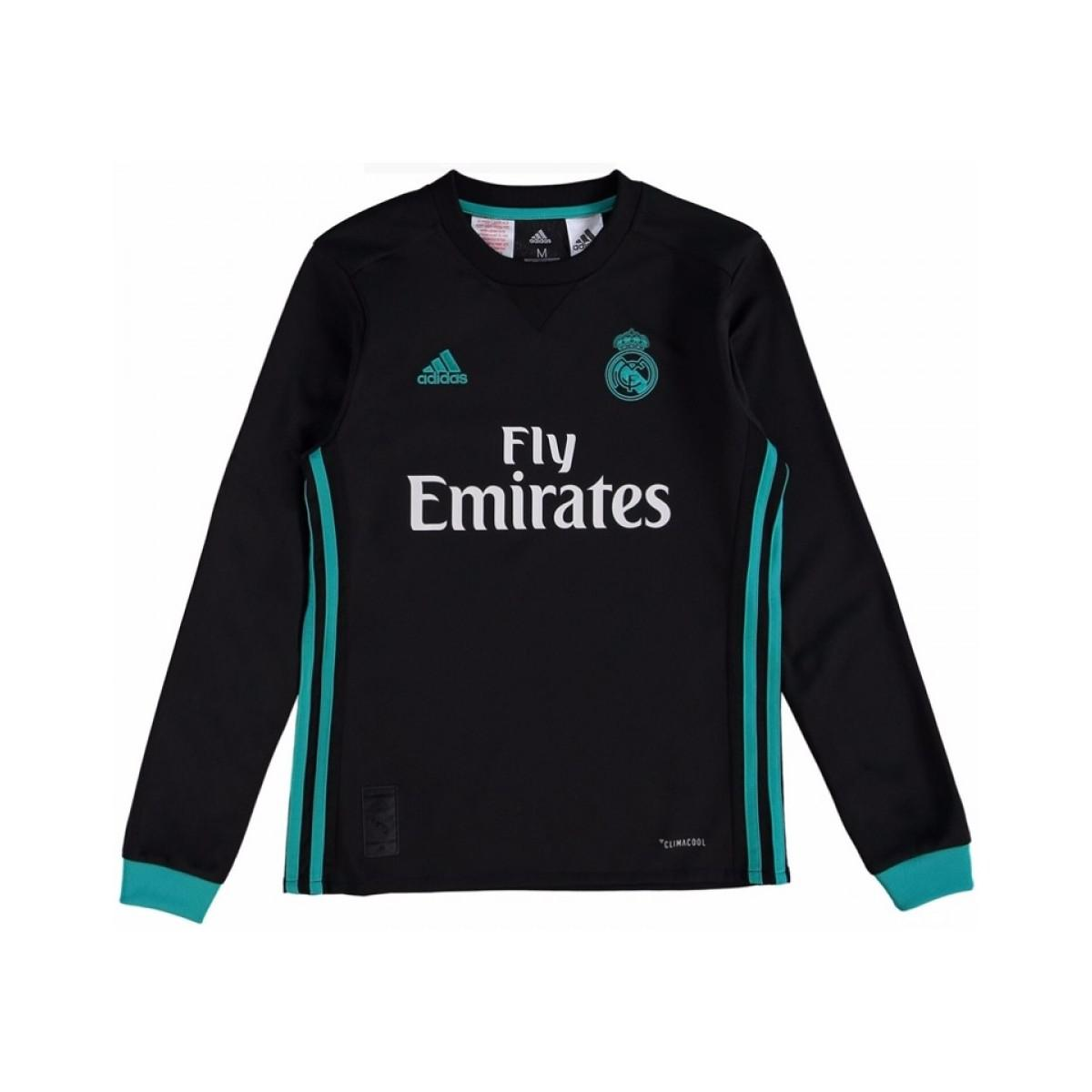623b2bf5e Adidas - 2017-18 Real Madrid Away Long Sleeve Shirt - Kids (modric 10. View  fullscreen