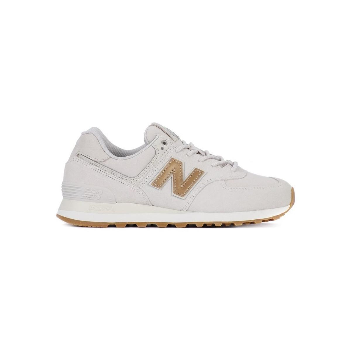 New Balance WL574CLS women's Shoes (Trainers) in Outlet Latest iWp3M