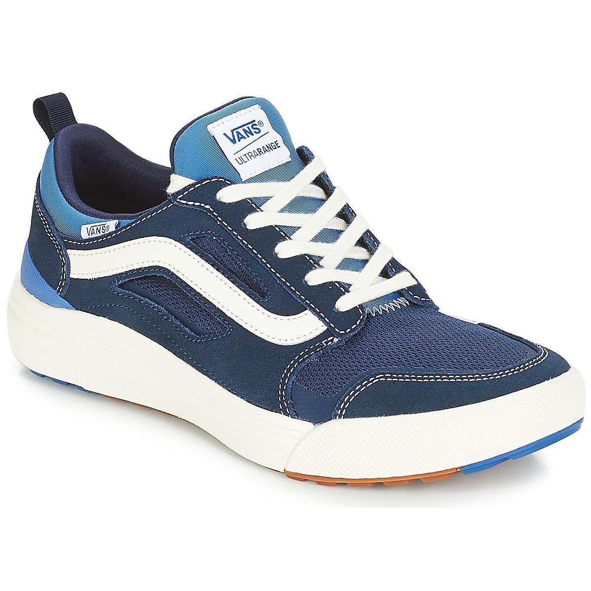 cb829715e08 Vans - Blue Ultrarange 3d Shoes (trainers) for Men - Lyst. View fullscreen