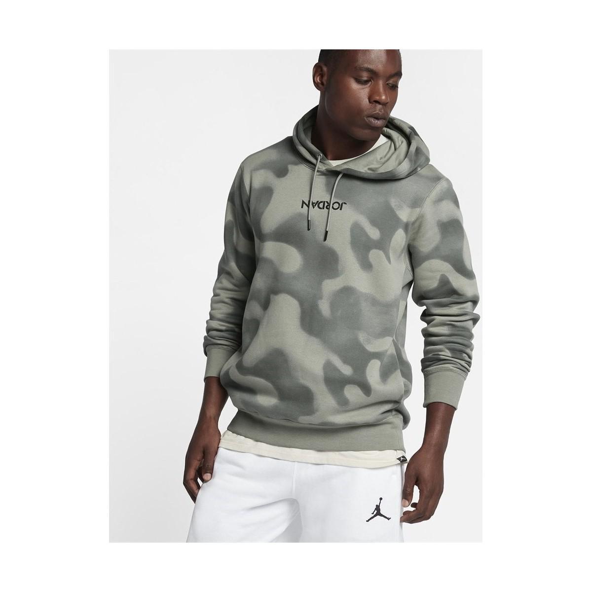 a81f46a238a9 Nike Jordan Lifestyle P51 Flight Fleece 860350 018 Men s Sweatshirt ...