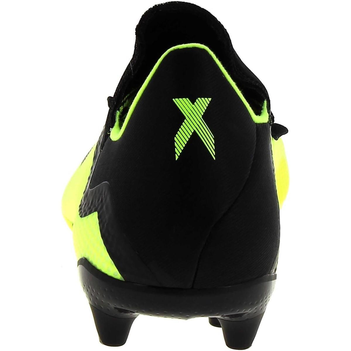 18 Chaussures X Hommes Foot De Fg En Verde Fluo 3 Scarpini Lyst fg7by6