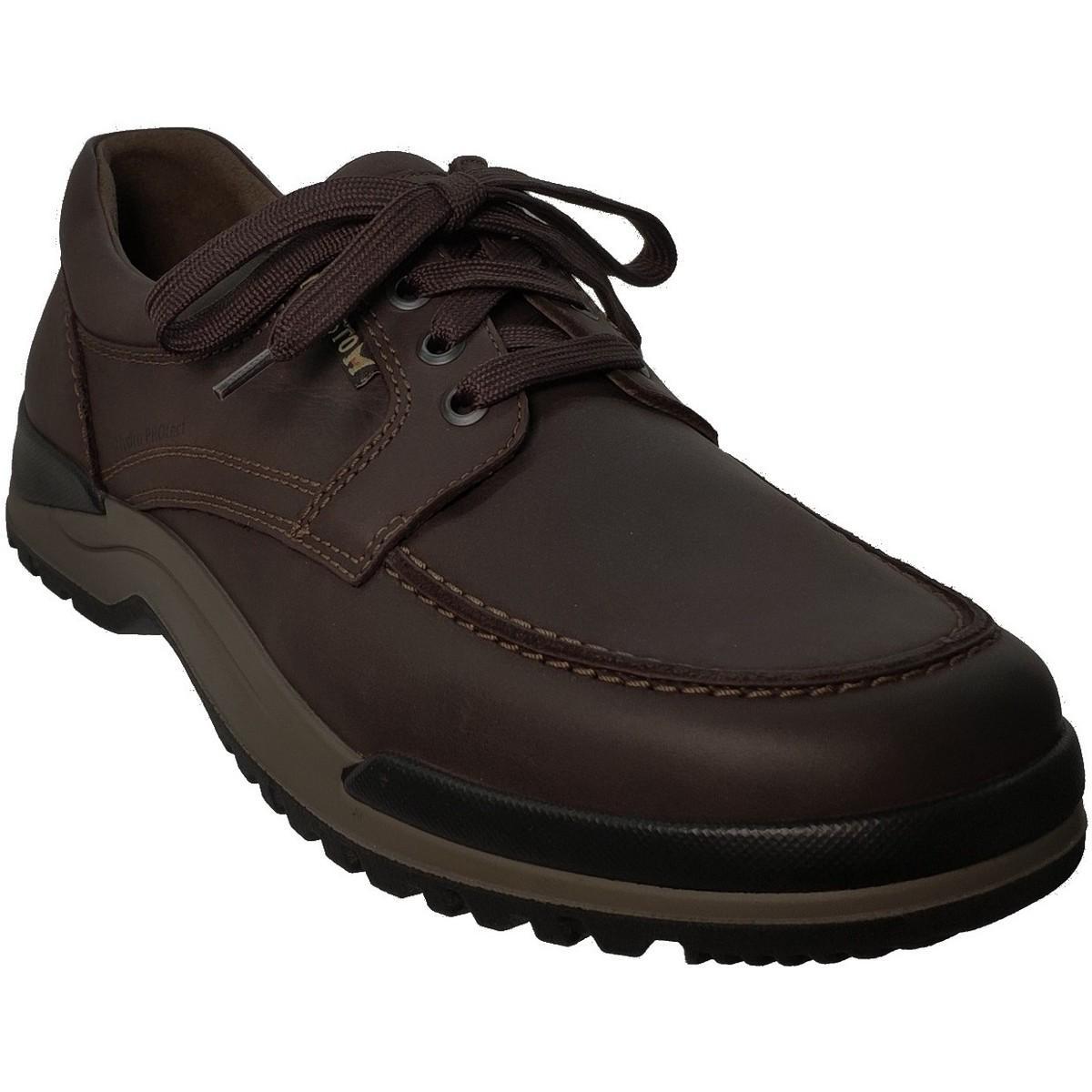f3d51e7e6b5 Lyst - CHARLES hommes Chaussures en Marron Mephisto pour homme en ...