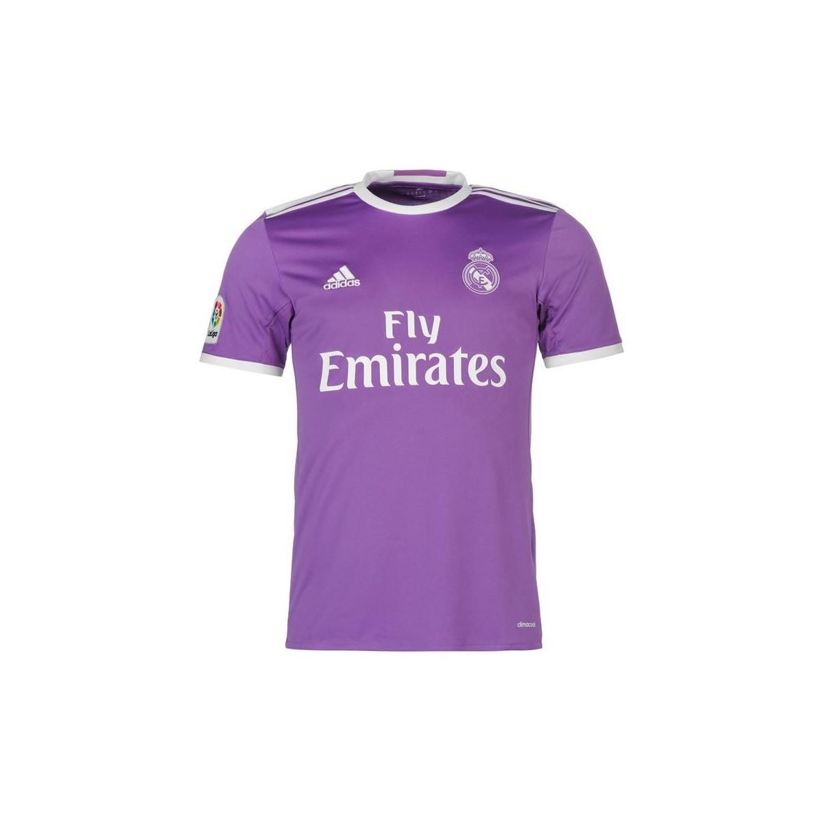 adidas 2016-17 Real Madrid Away Shirt (bale 11) Men s T Shirt In ... 0921d49f3