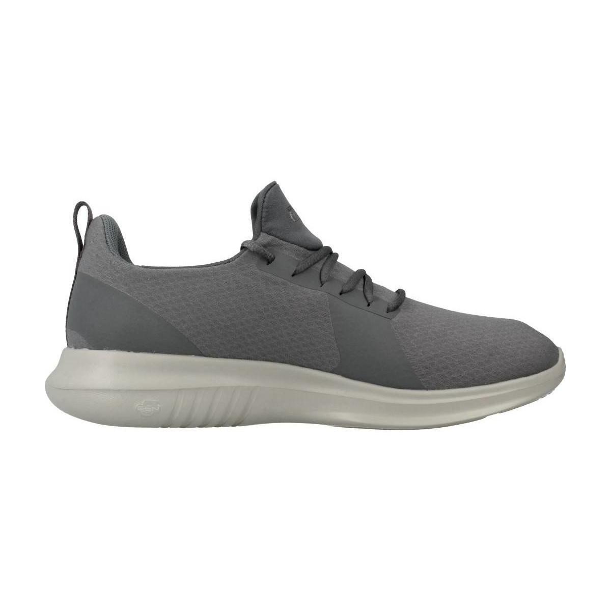 33305552d33d Skechers Go Run Mojo Men s Shoes (trainers) In Grey in Gray for Men ...