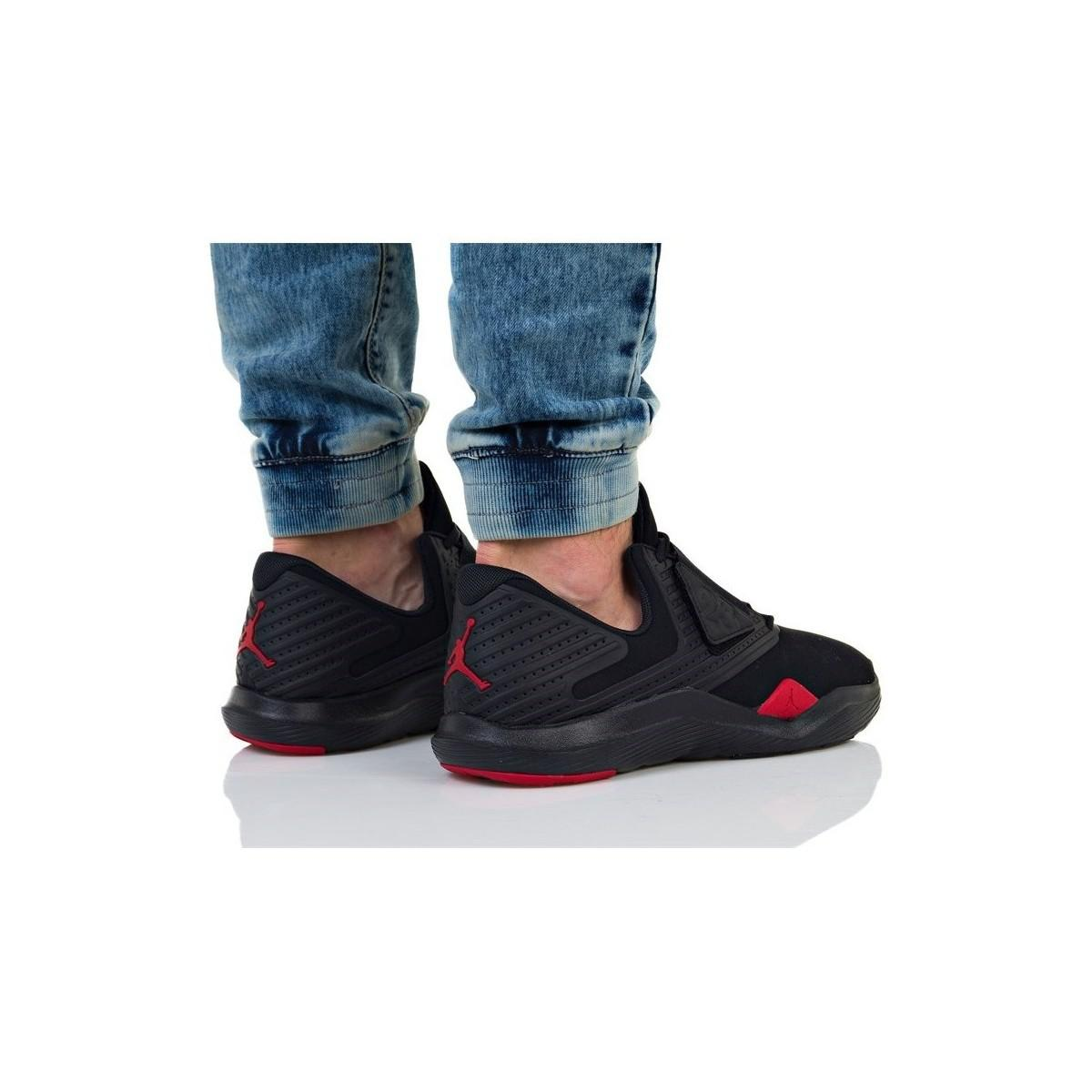 on sale c935a 1c7fa Nike Jordan Relentless Men's Shoes (trainers) In Black in Black for ...