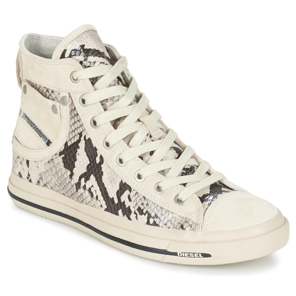 Free Shipping Shopping Online Diesel Exposure IV women's Shoes (High-top Trainers) in Clearance Finishline Big Discount For Sale bjVouRzp