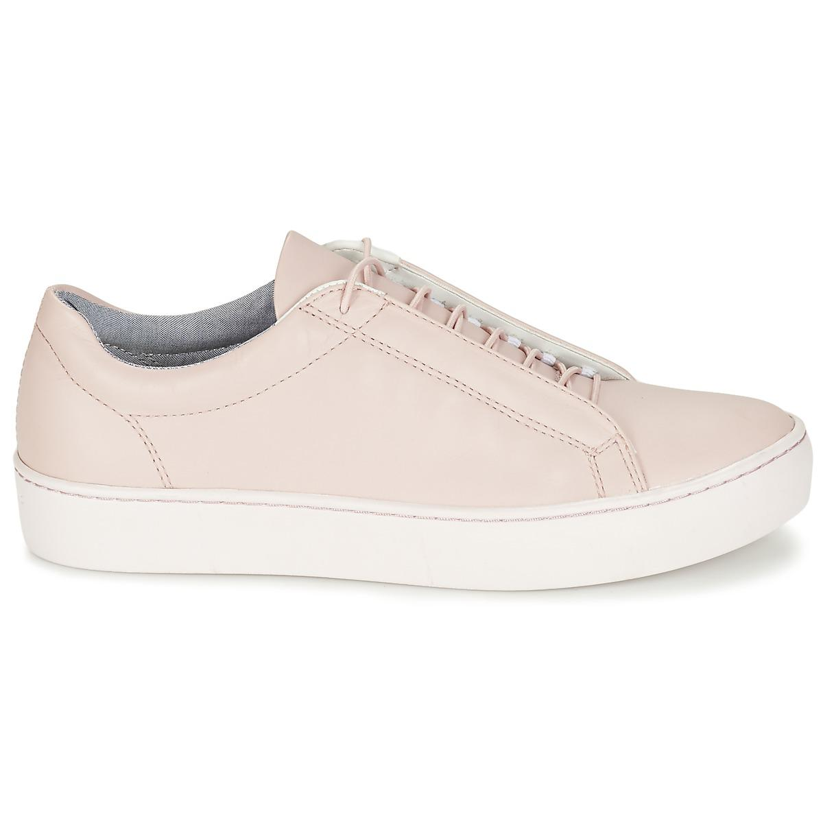 7fab08d53b8a Vagabond - Zoe Women s Shoes (trainers) In Pink - Lyst. View fullscreen