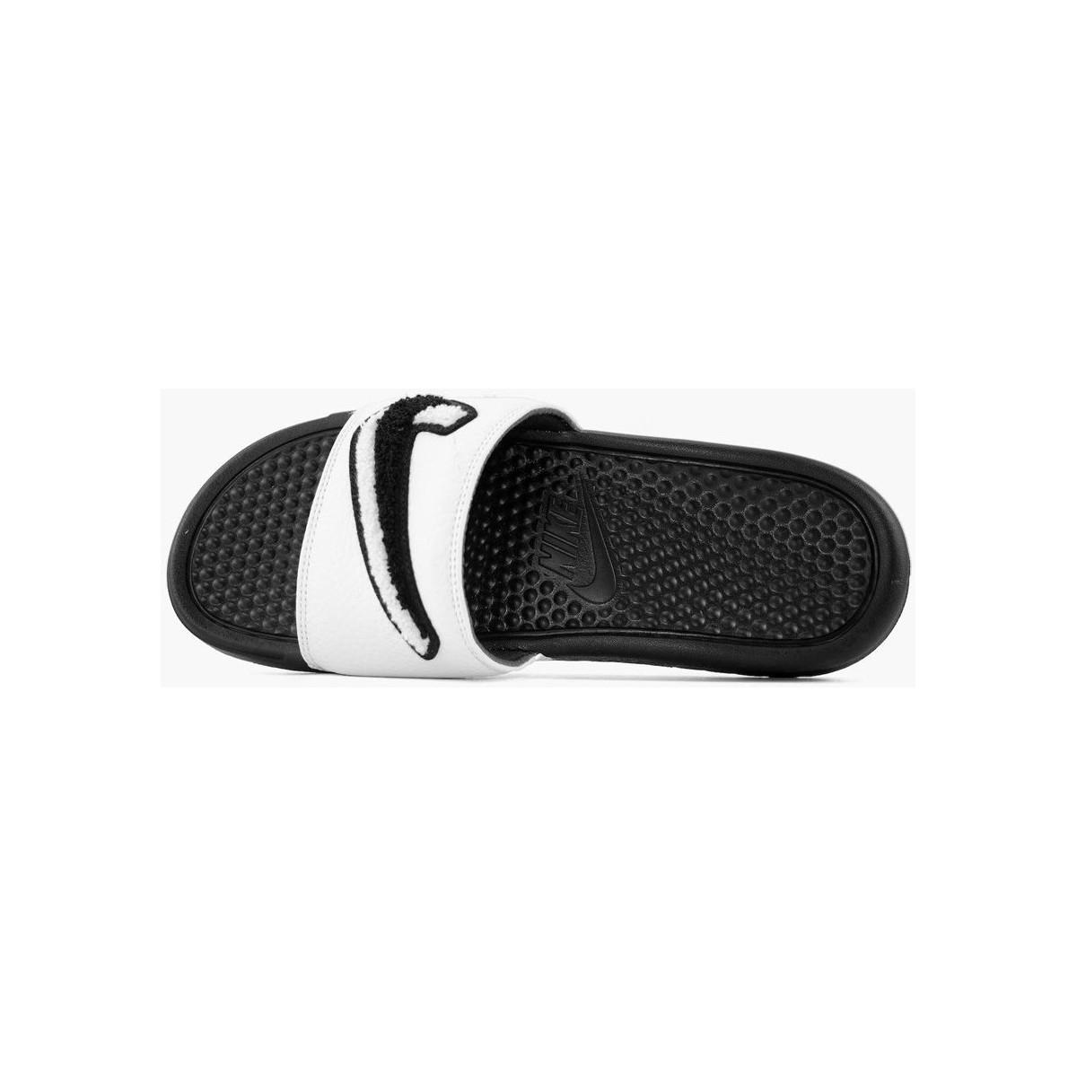 342a752e1fcf Nike - Black Benassi Just Do It Men s In Multicolour for Men - Lyst. View  fullscreen
