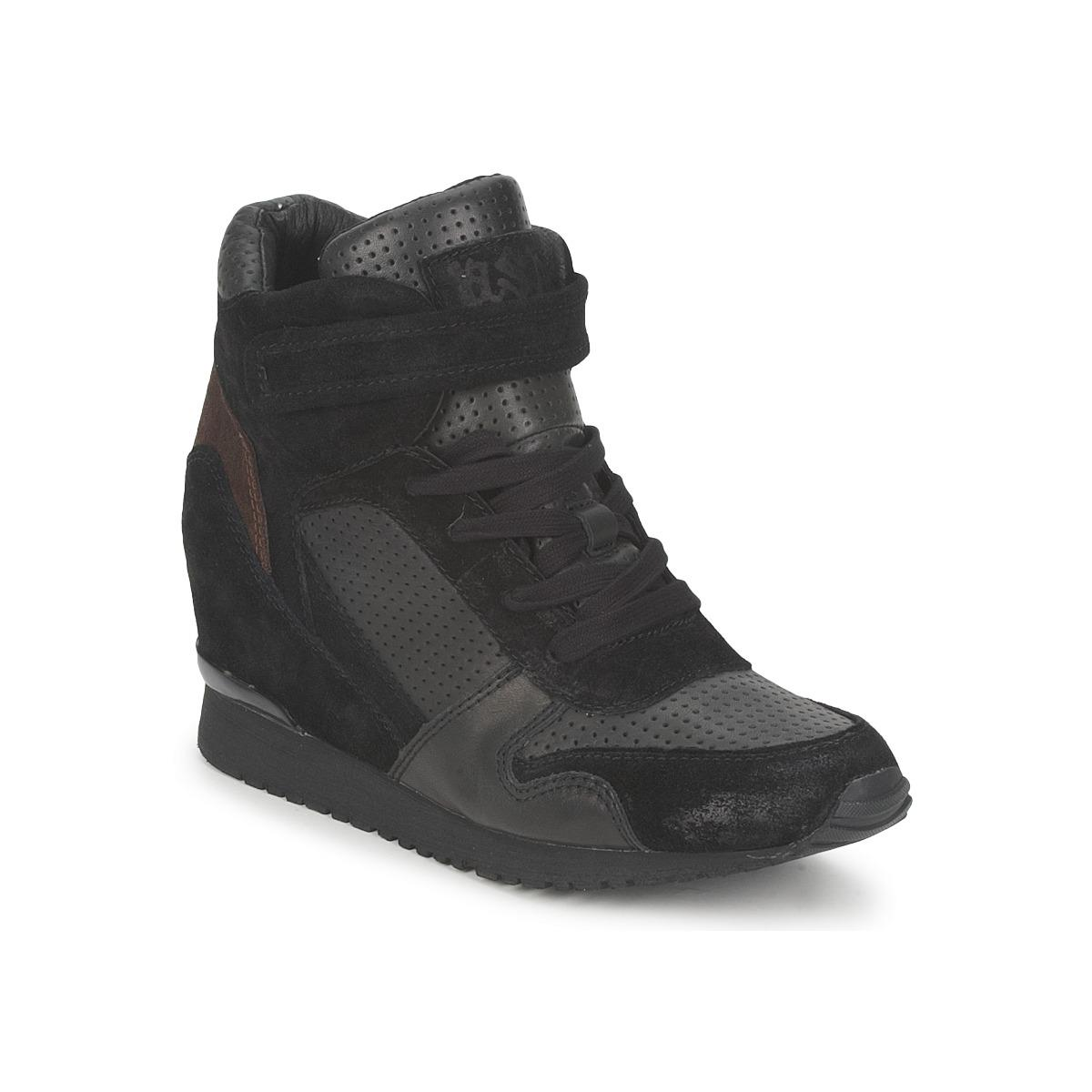 Ash Drum Women s Shoes (high-top Trainers) In Black in Black - Save ... 81802e5be1