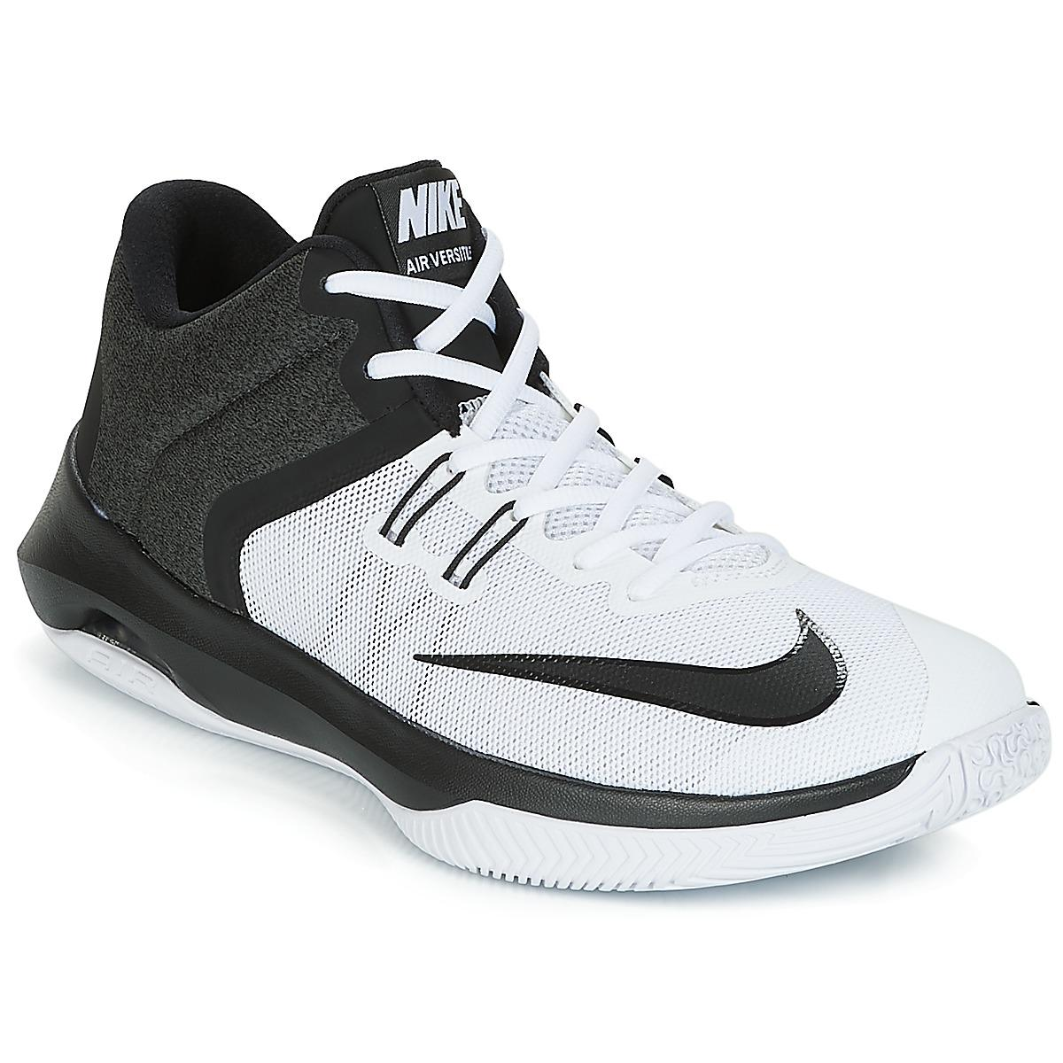finest selection 58fa7 f4e5c Nike Air Versitile Ii Men s Basketball Trainers (shoes) In White in ...