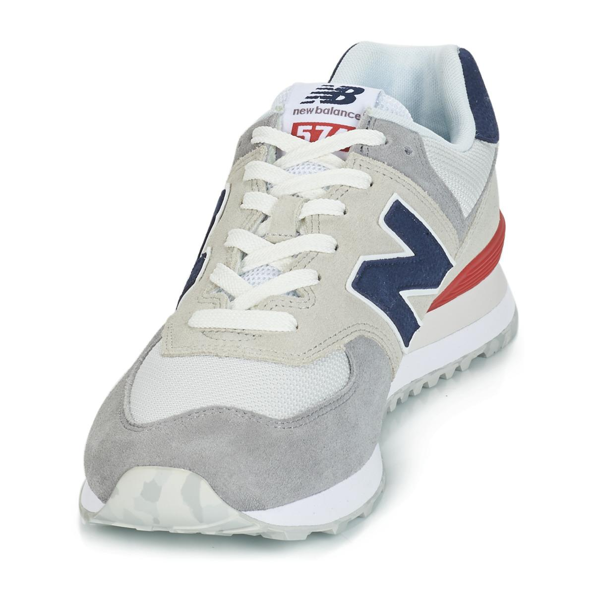 b0882a9e26 in Shoes Balance Ml574 Men In New White for trainers Men's White BATw446q