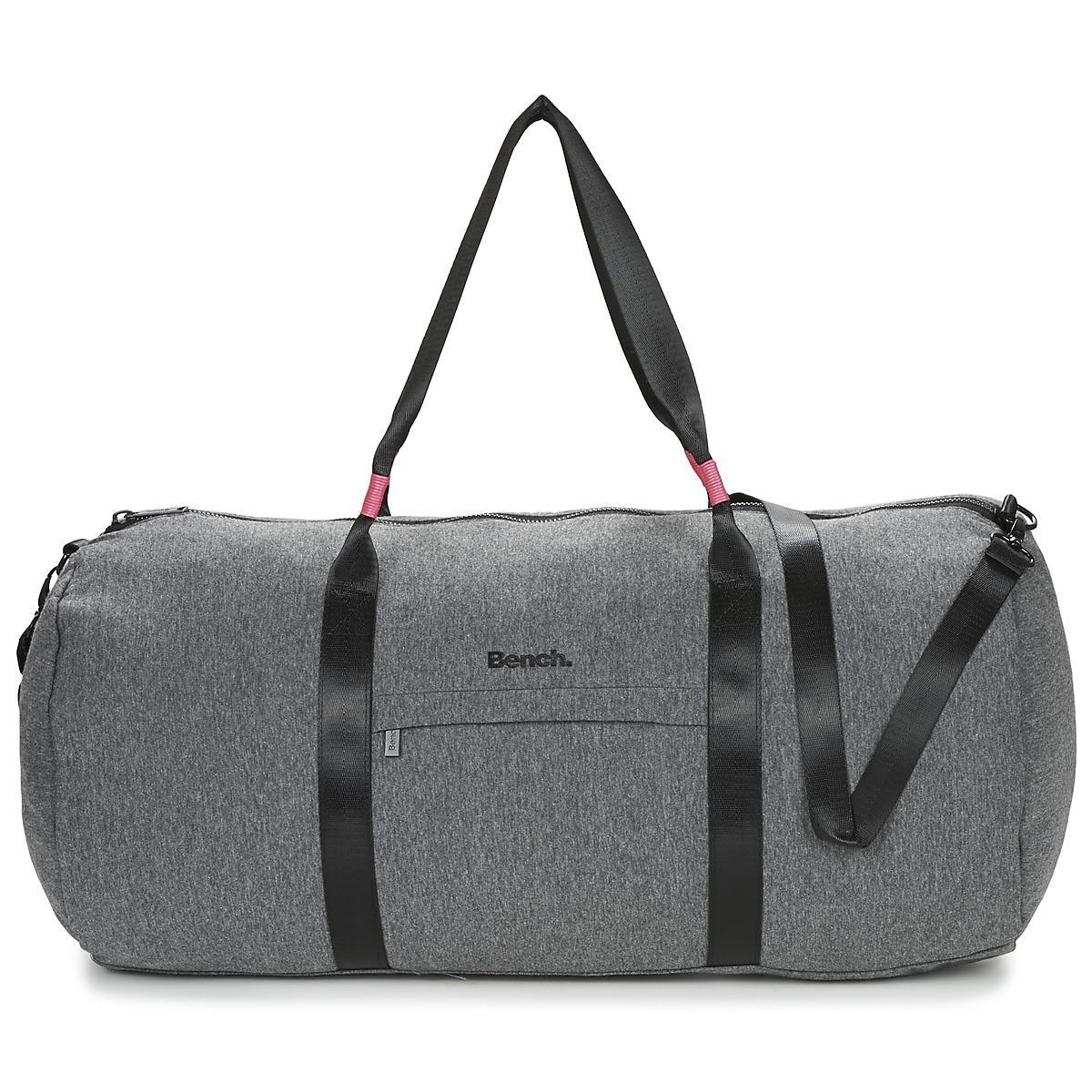 5cb53cc8ec Bench Jerszy Gym Bag Men s Sports Bag In Grey in Gray for Men - Lyst