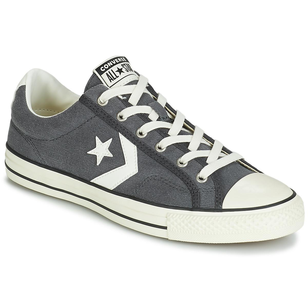 714ddfc31e1 Converse Star Player Vintage Canvas Ox Women s Shoes (trainers) In ...
