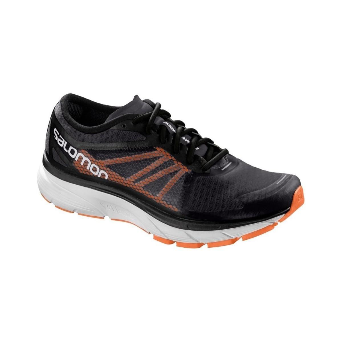 b5fe3fe13682 Yves Salomon Sonic Ra M Men s Shoes (trainers) In Black in Black for ...