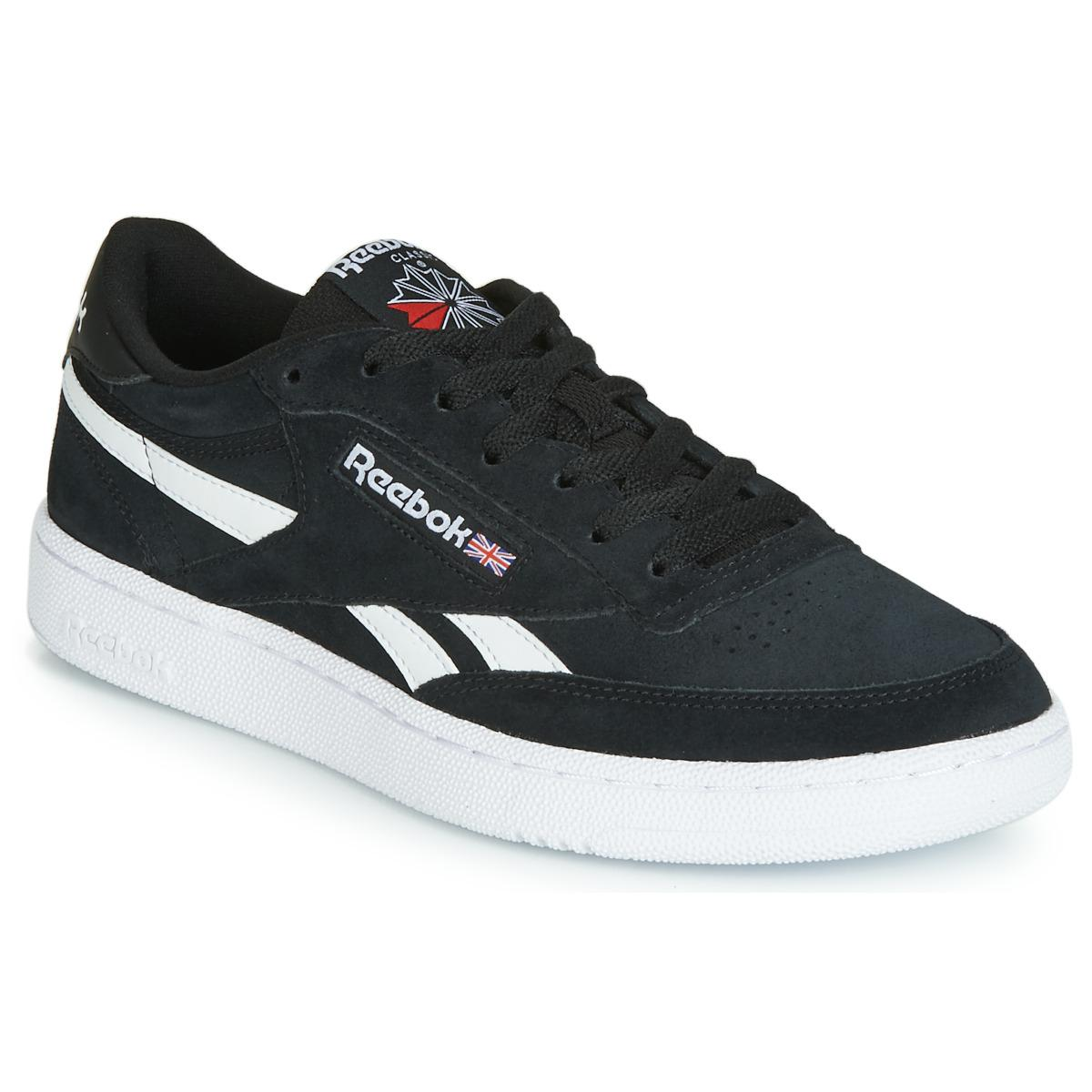 92416da46a9d21 Reebok Revenge Plus Mu Women s Shoes (trainers) In Black in Black - Lyst