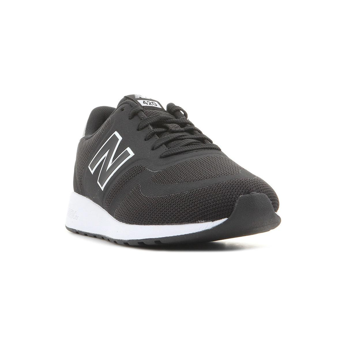 New Balance Mrl420cd Men's Shoes (trainers) In Black in