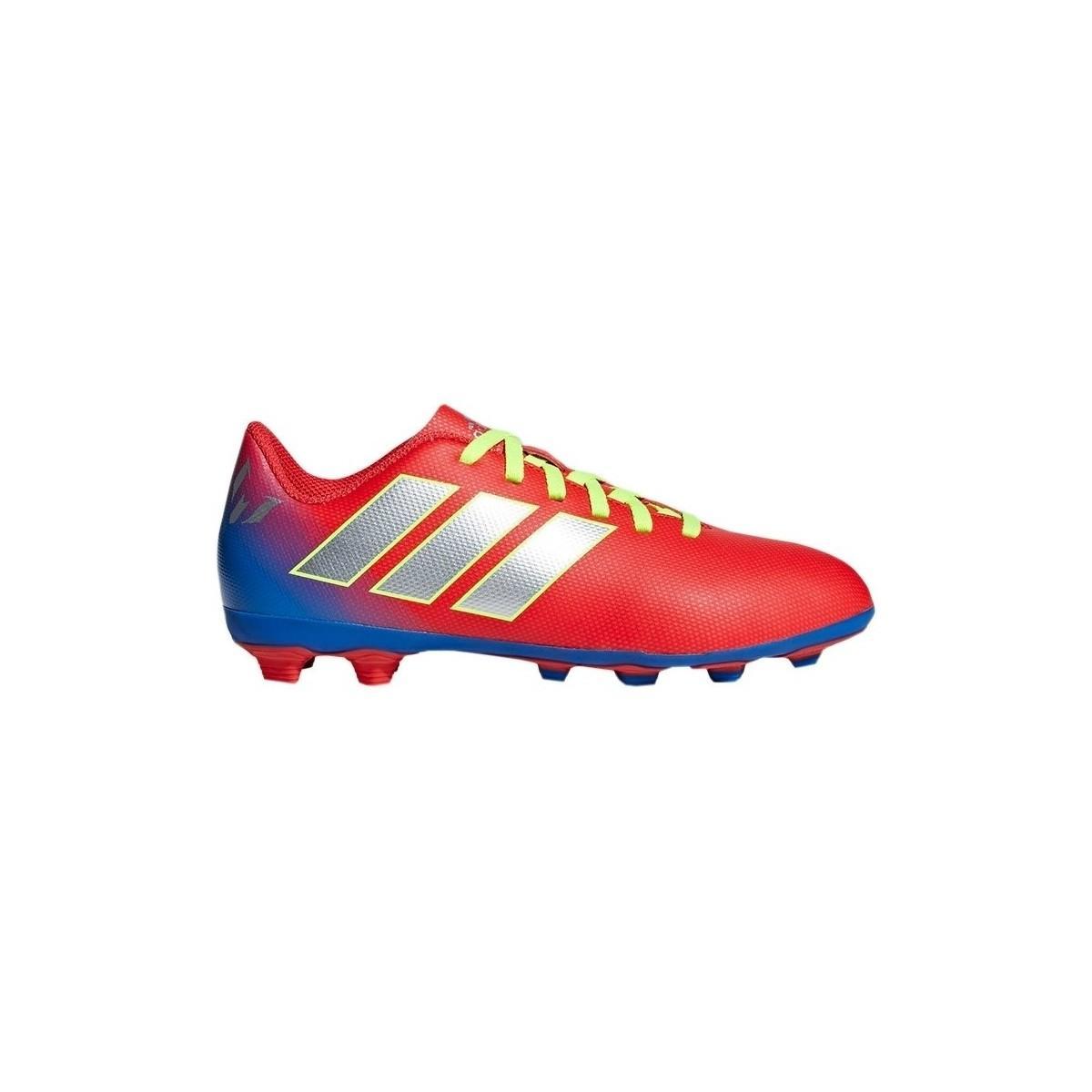 reputable site 19777 8bf41 adidas. Men s Red Nemeziz Messi 184 Girls s In Multicolour