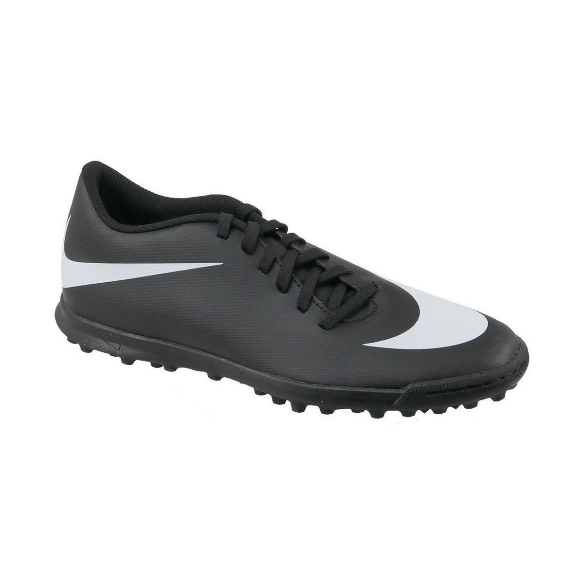 Nike Bravatax Ii Tf Men s Football Boots In Black in Black for Men ... c9e62d2164fd