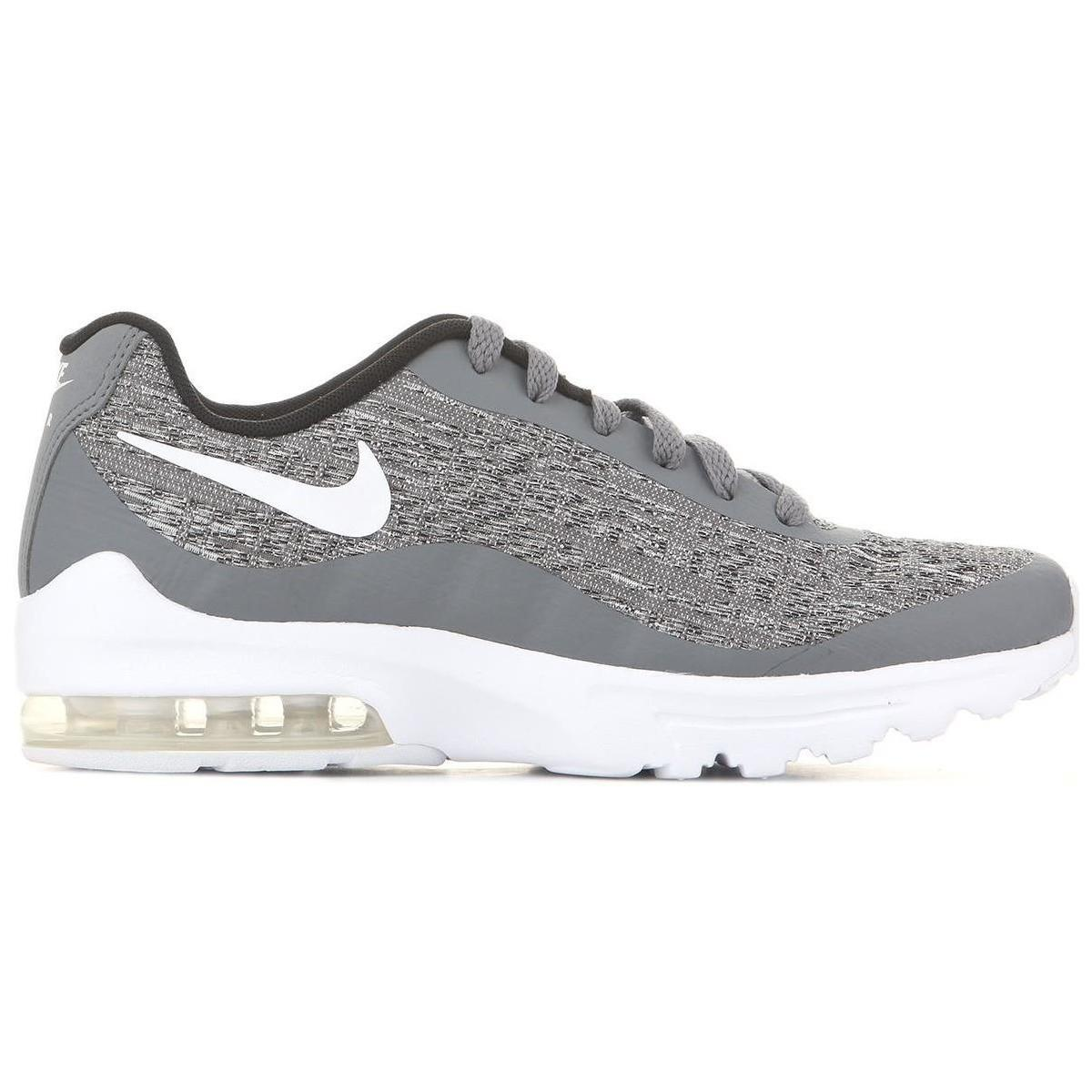 the latest 94839 2a7b3 Nike. Gray Wmns Air Max Invigor Wvn 917544-001 Women s Shoes (trainers) ...