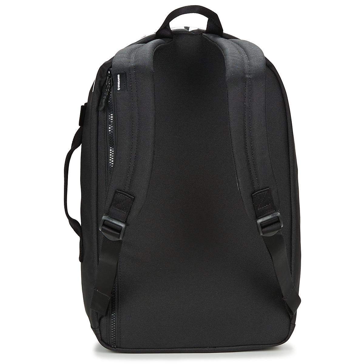 Converse Street 22 Backpack Women s Backpack In Black in Black - Lyst a19b7a93a3007