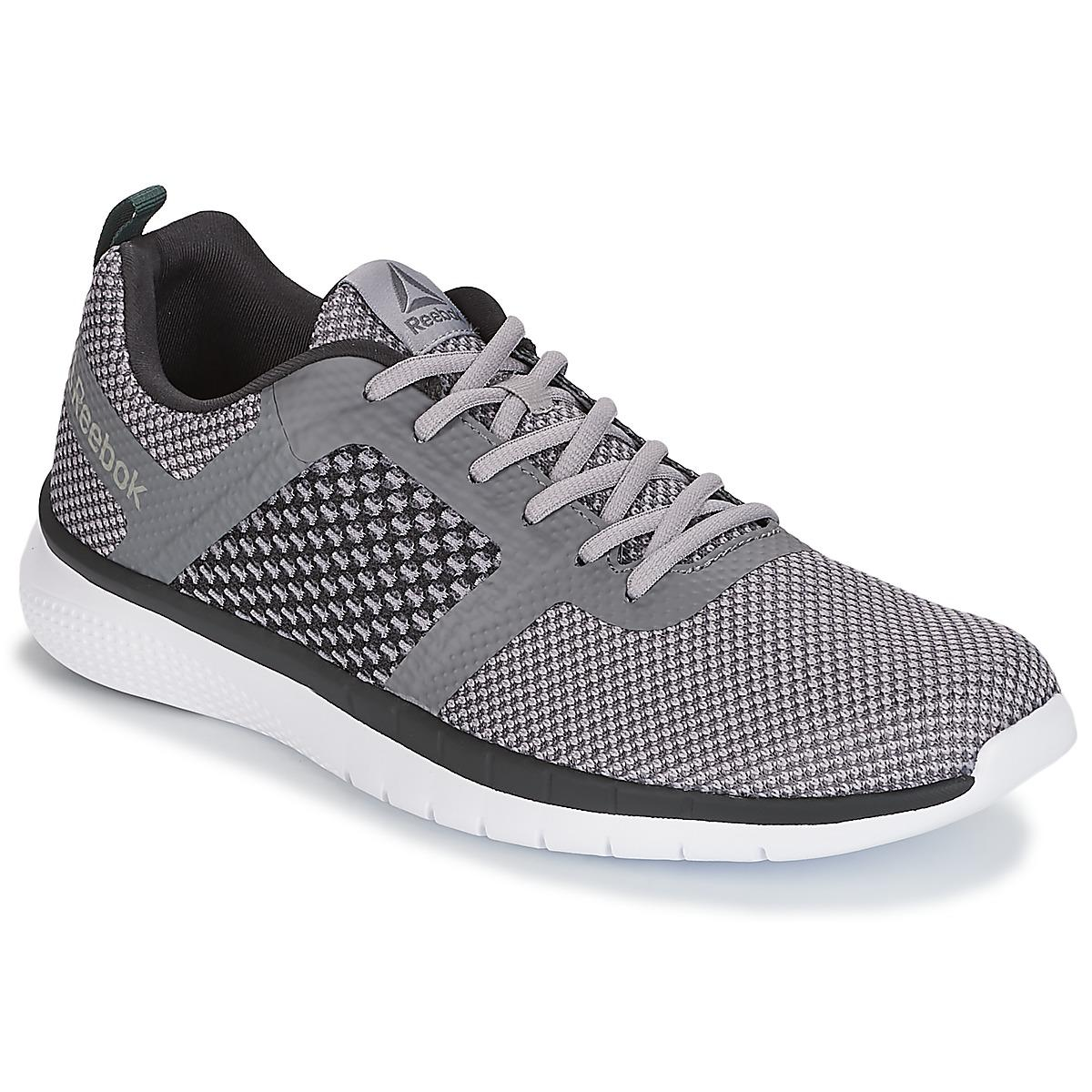 af3efdad8e959f Reebok Reebok Pt Prime Runner Fc Running Trainers in Gray for Men - Lyst