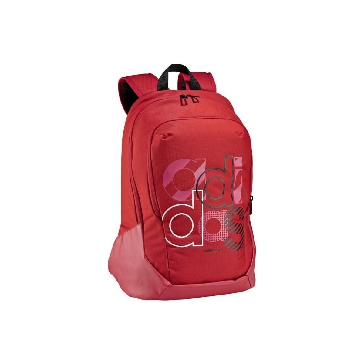 7ddad0cb056 Adidas Bp Neopark Men s Backpack In Red in Red for Men - Lyst