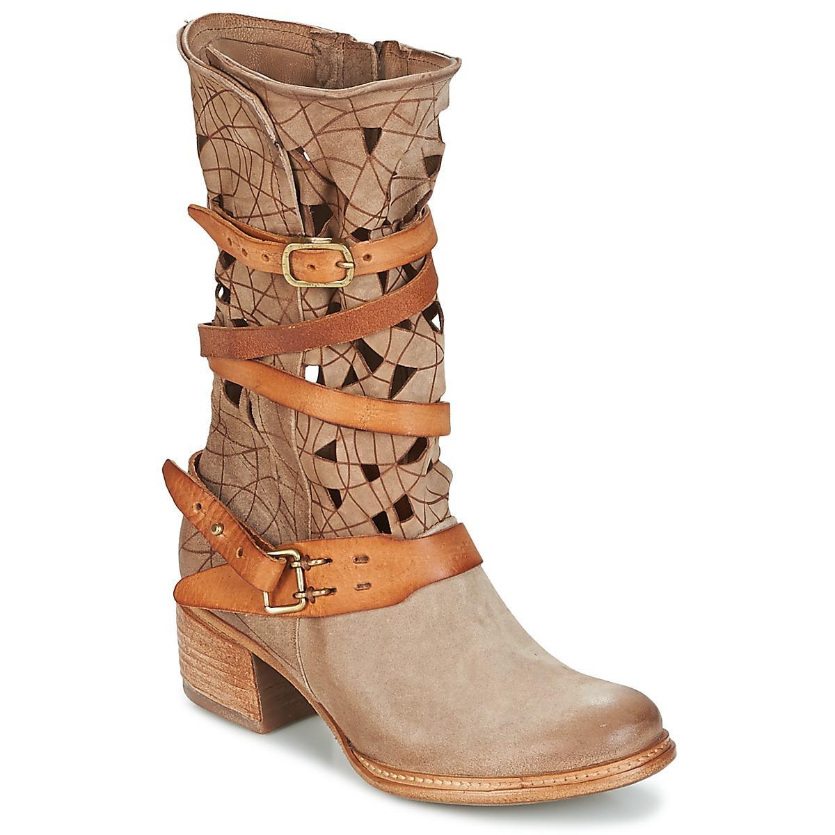 782922560f0dc Lyst - CRUZ femmes Boots en Beige Airstep   A.S.98 en coloris Neutre
