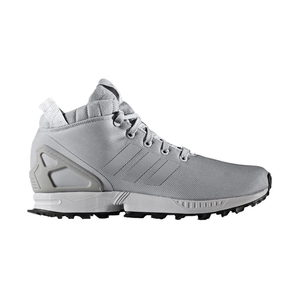 online store 0d5fc 4a3e8 adidas Zx Flux 58 Tr Mens Shoes (high-top Trainers) In White