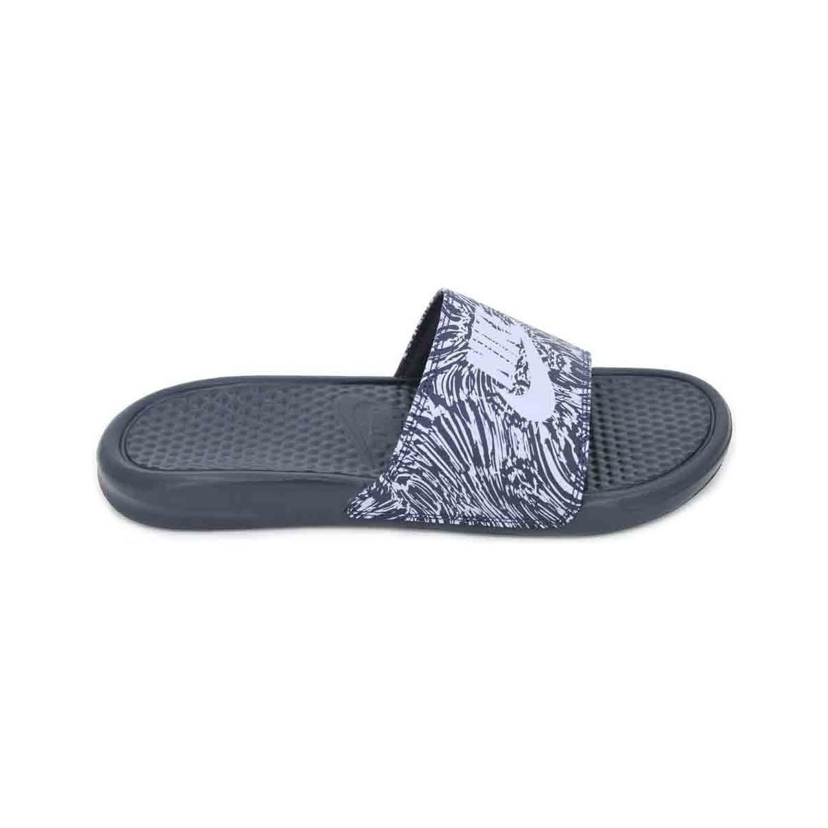 b009611ade0f48 Nike Benassi Jdi Print 631261 Men s Flip Flops Men s Sandals In ...