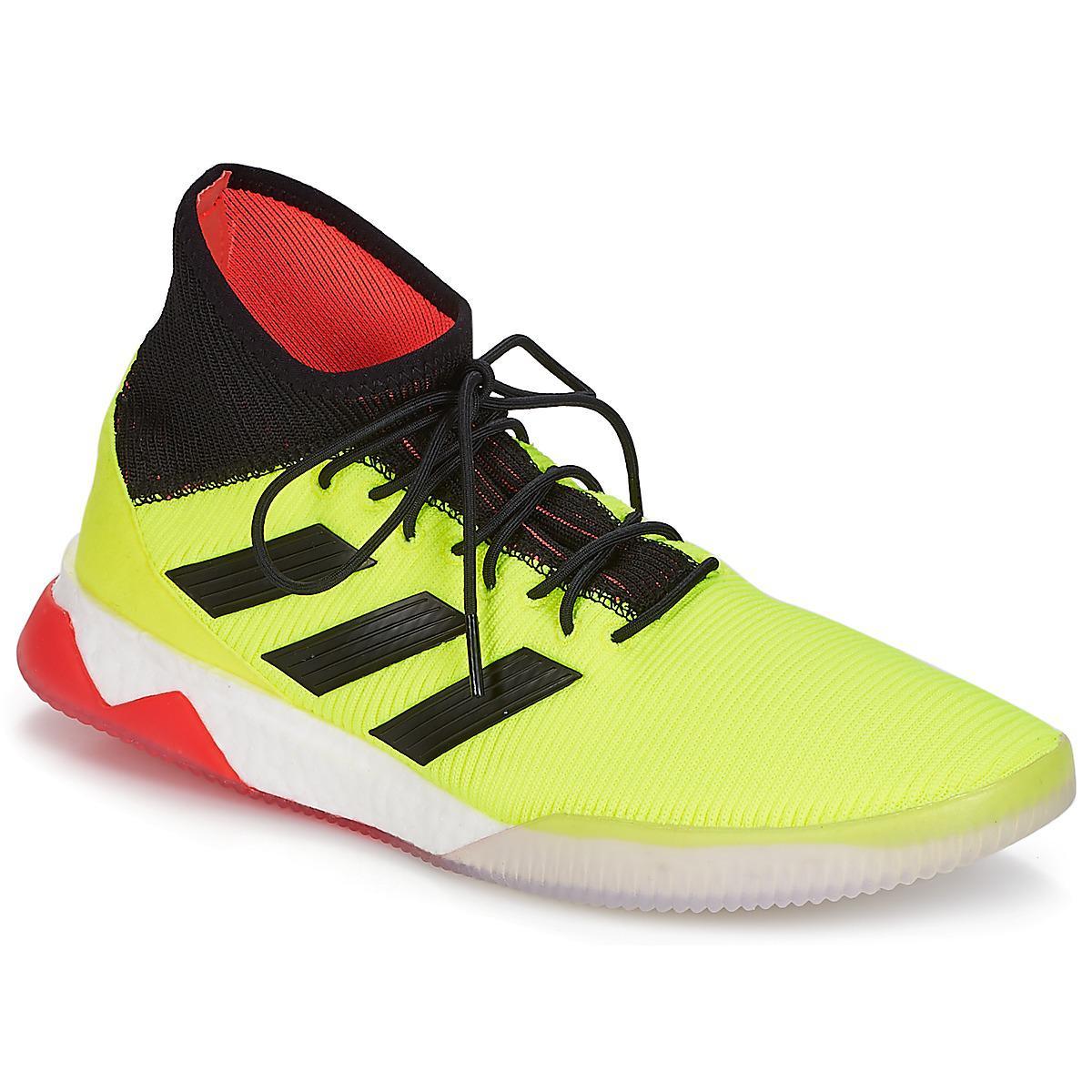 6de4eb816ff adidas Predator Tango 18.1 Tr Football Boots in Yellow for Men - Lyst
