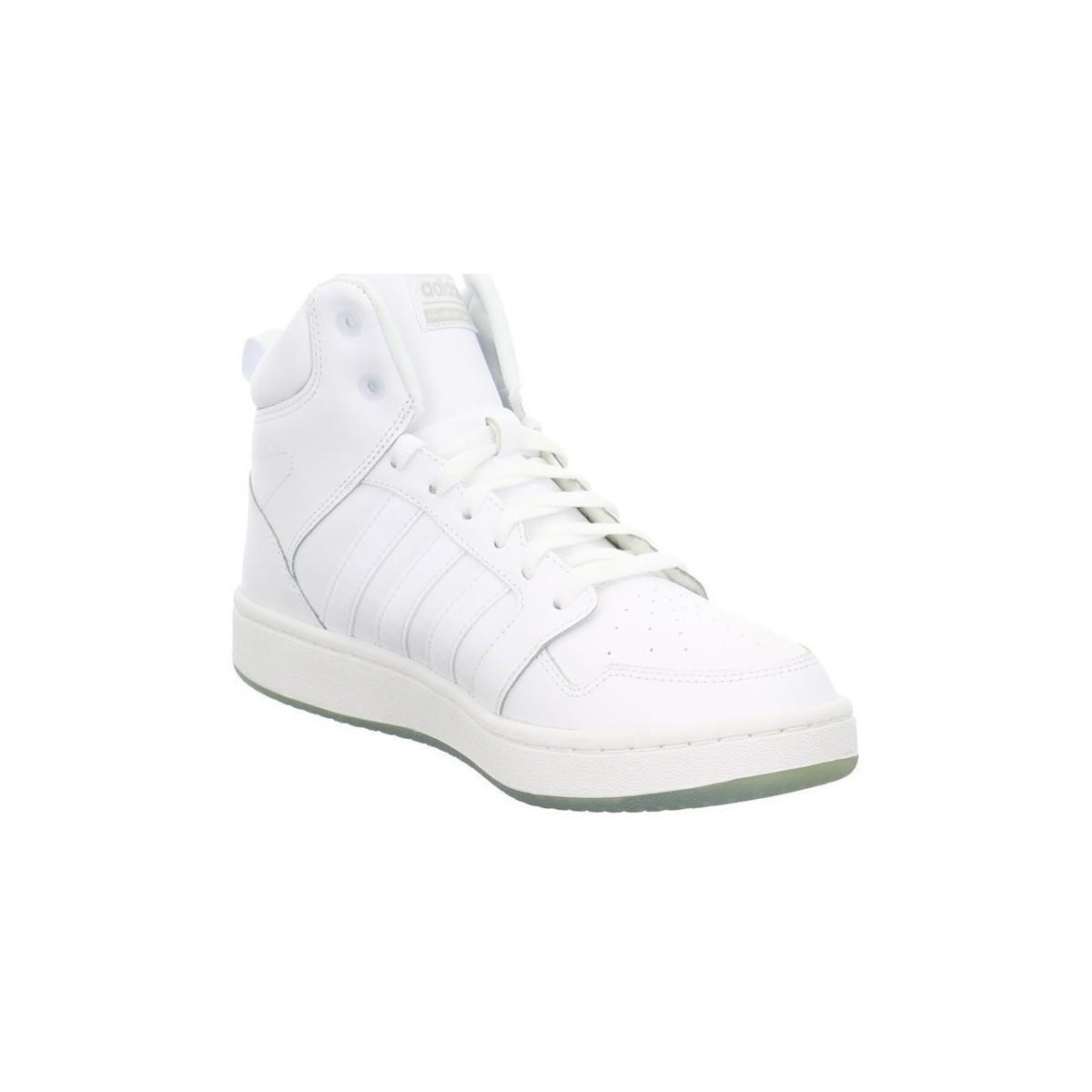 52493273784 adidas Cloudfoam Super Hoops Mid Sneaker Men s Shoes (high-top ...
