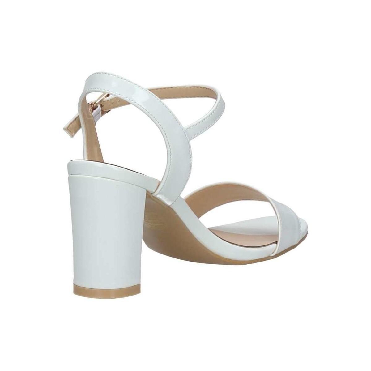ec94c19962d4c Brigitte Bardot Bc421 Sandals Women s Sandals In White in White - Lyst