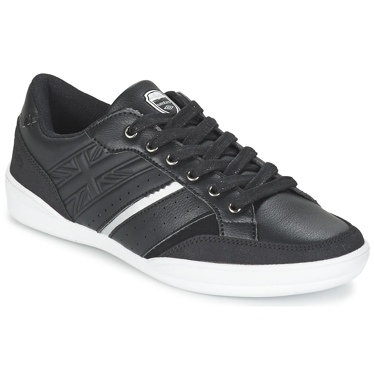 Umbro. Badelton Men's Shoes (trainers) In Black