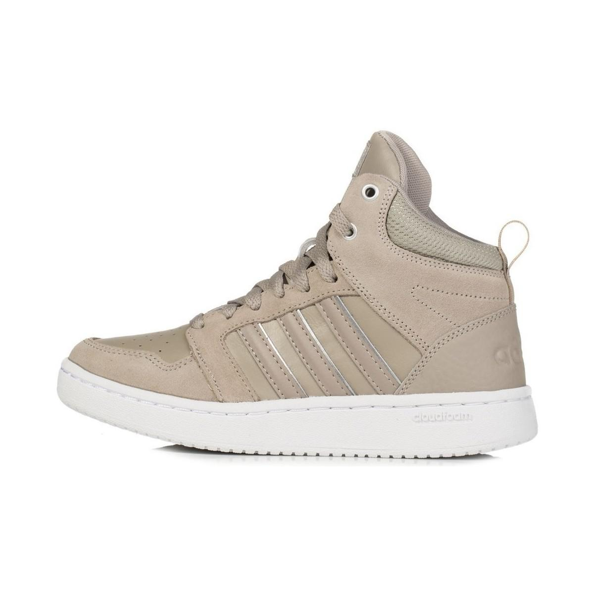 the best attitude de9dd 72382 adidas Cf Superhoops Mid W Womens Shoes (high-top Trainers)