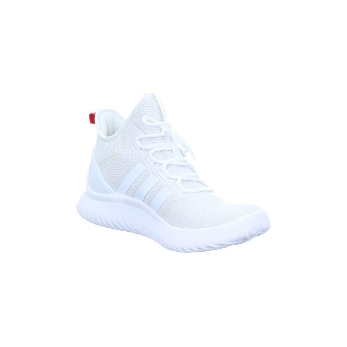 the latest cbe2c 735f2 adidas Cf Ultimate Bball Mens Shoes (high-top Trainers) In W