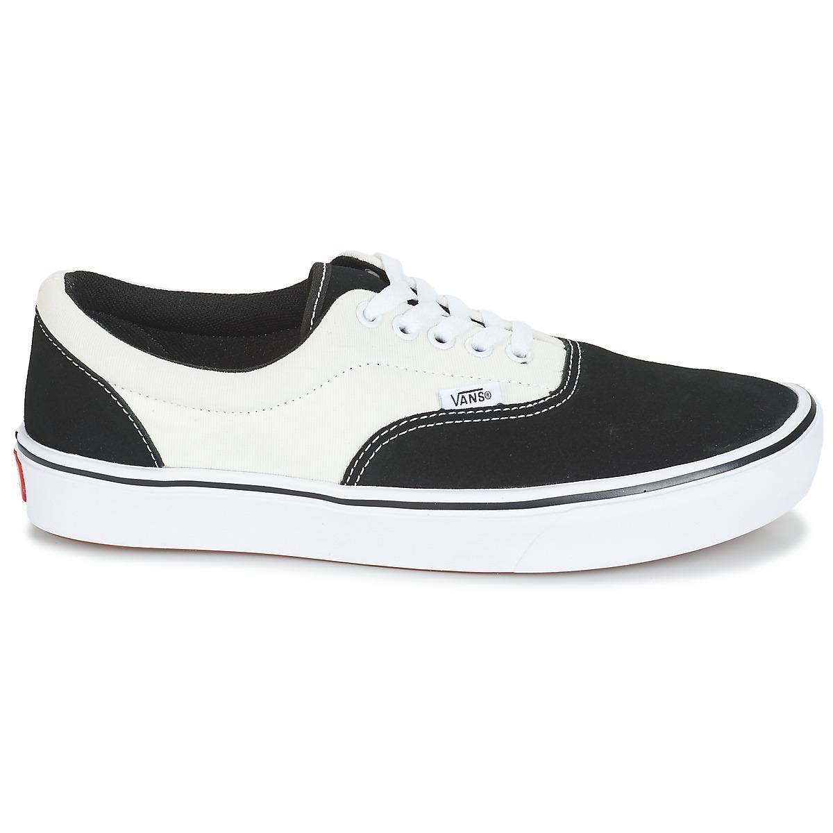 Vans - Comfycush Era Men s Shoes (trainers) In Black for Men - Lyst. View  fullscreen 553fea3ab