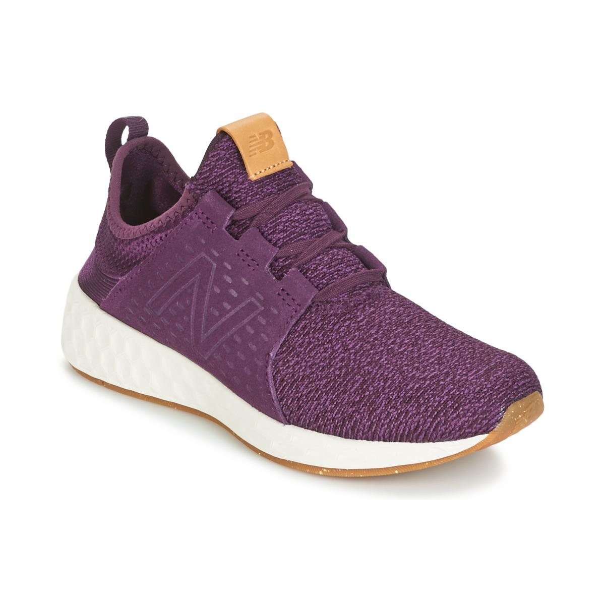 New Balance. Cruz Women's Running Trainers In Purple