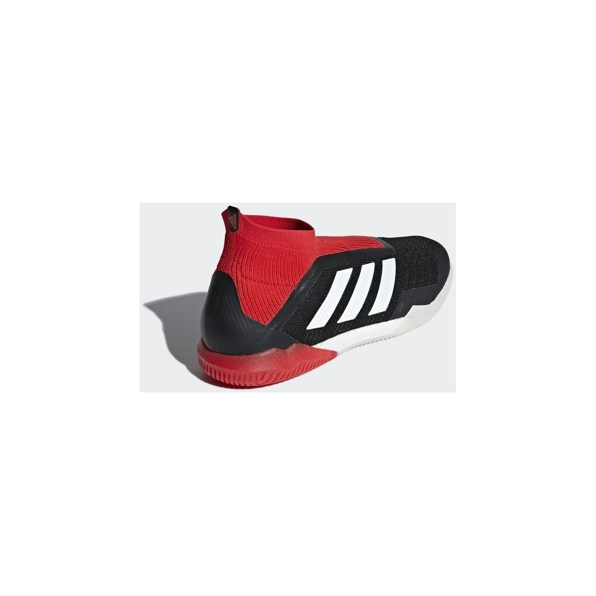 size 40 071dc 8b139 Adidas Predator Tango 18 In Mens Football Boots In Red in Re