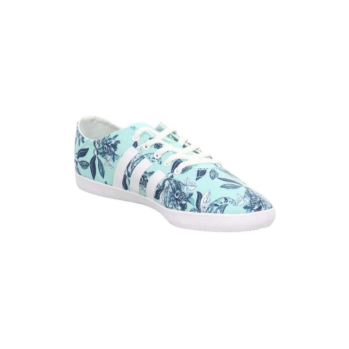 sale retailer 79e19 fe1b7 Adidas Cloudfoam Qt Vulc W Damen Sneaker Womens Shoes (train
