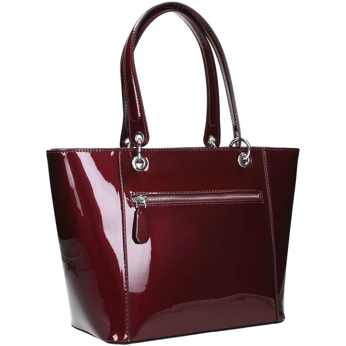 4844dcca429e Guess Hwpt66 91230 Shopping Bag Women s Shopper Bag In Red in Red - Lyst