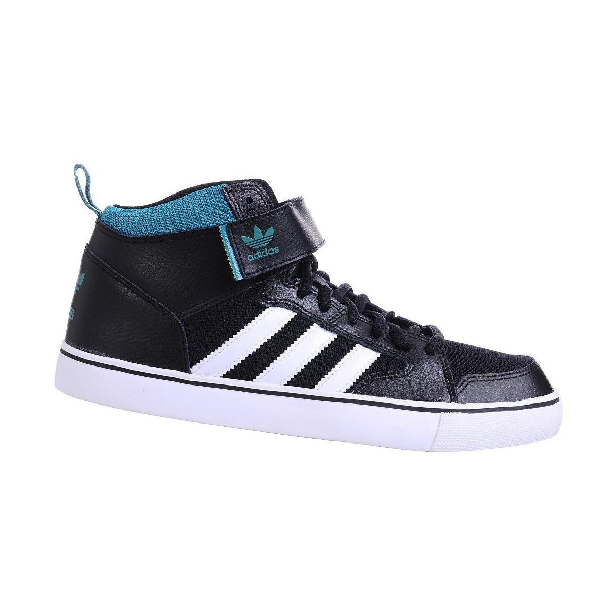 low priced 4226c 3749a Adidas Varial Mid Mens Basketball Trainers (shoes) In Green