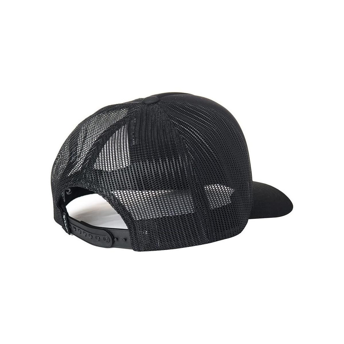 Rip Curl Rc Original Trucker Cap Ccadf4 Men s Cap In Black in Black ... 64237fa58415